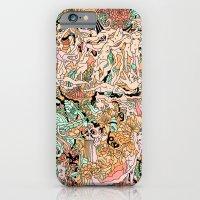 m a r i g o l d iPhone 6 Slim Case