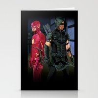 Fastest Arrow Stationery Cards