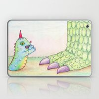 Wormrah The 'giant' Mons… Laptop & iPad Skin