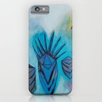 Eternal Calm - Caves and Crystals iPhone 6 Slim Case