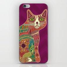 sugar cat iPhone & iPod Skin