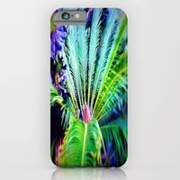 Tropical Plants and Flowers iPhone 6 Slim Case