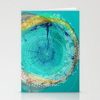 the abstract dream 17 Stationery Cards