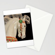 Carousel Horse Stationery Cards