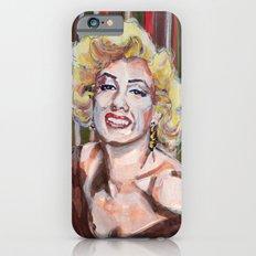 Marilyn Monroe 2 iPhone 6 Slim Case