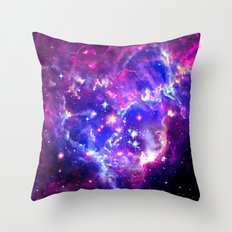 Galaxy. Throw Pillow
