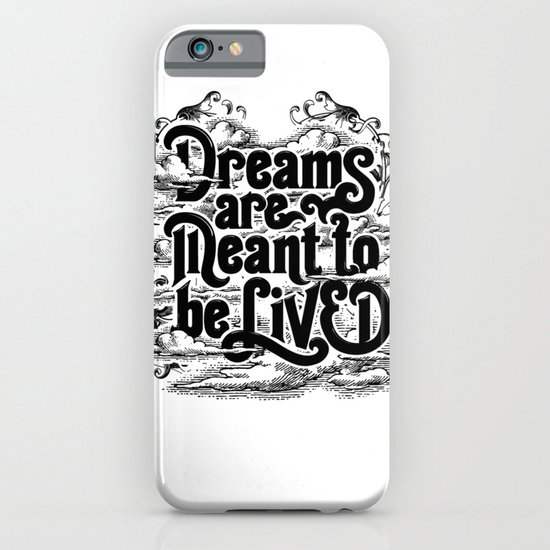 Dreams iPhone & iPod Case