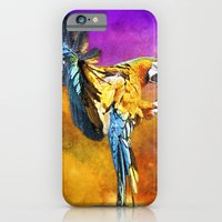 Dazzling Macaw iPhone 6 Slim Case