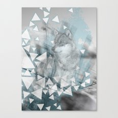 Winter Spirit Canvas Print
