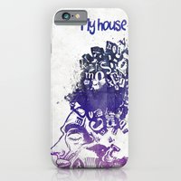 iPhone & iPod Case featuring My House by Olga Whass