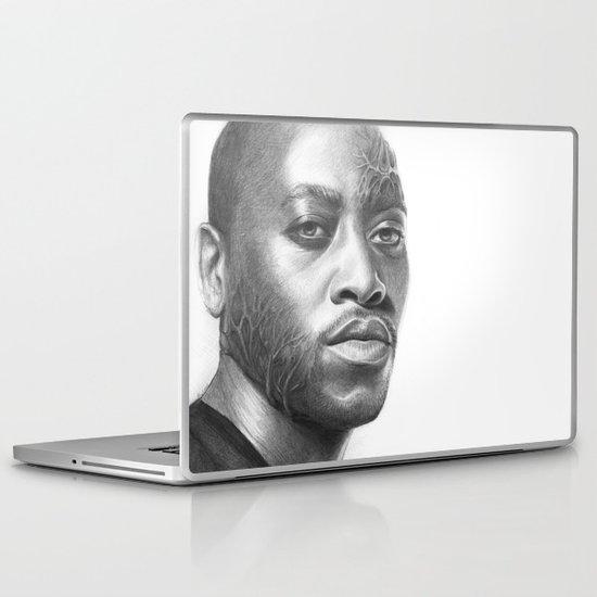 Dr. Foreman-House MD-Omar Epps-Portrait Laptop & iPad Skin