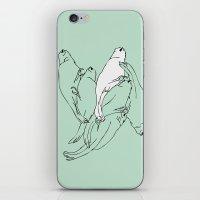 Birdsong 6 iPhone & iPod Skin