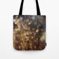 Night Rain Tote Bag