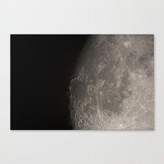moon 03 Canvas Print