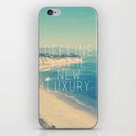 Offline Is The New Luxur… iPhone & iPod Skin