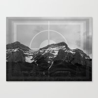 Peak Season Canvas Print