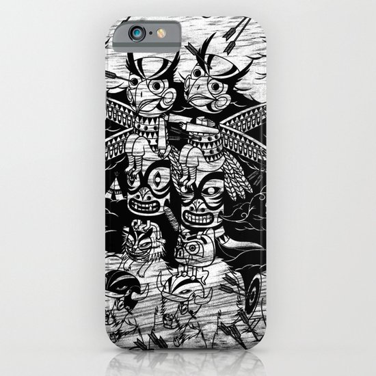 The Myth of Totummy iPhone & iPod Case