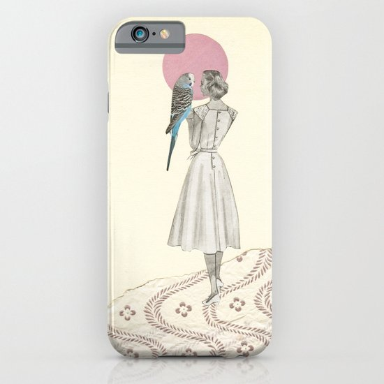 A Bird in the Hand iPhone & iPod Case
