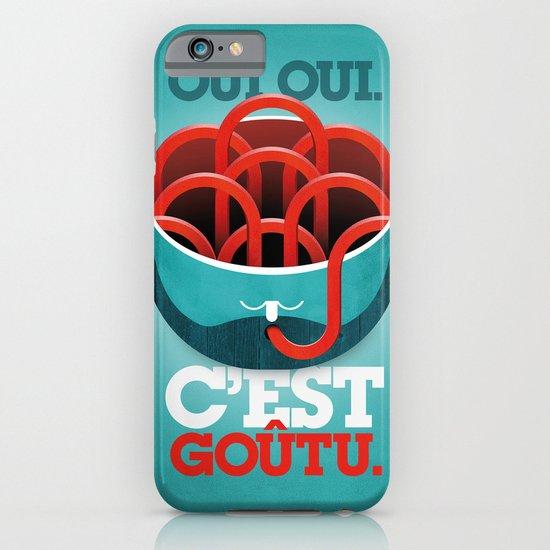 "Spaghetti brain (""yes, it's tasty."") iPhone & iPod Case"