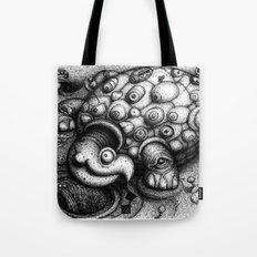Eye Turtle Tote Bag
