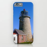 Monhegan Island Lighthouse  iPhone 6 Slim Case