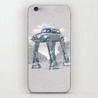Star Warsvergnugen iPhone & iPod Skin