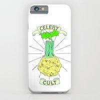 Celery Cult iPhone 6 Slim Case