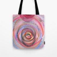 Calabash Nebula Tote Bag