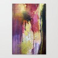 Storm On The Horizon Canvas Print