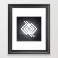 150 Framed Art Print