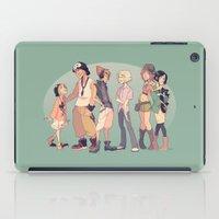 TWEWY iPad Case