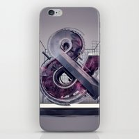 Ampersand_139 iPhone & iPod Skin