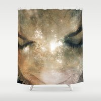 Lucid Dream #3 Shower Curtain
