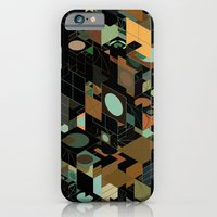 Panelscape: colours from KARMA CHAMELEON 3 iPhone 6 Slim Case