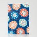 Flower Puffs Stationery Cards