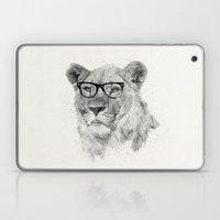 Wild Hipster Laptop & iPad Skin