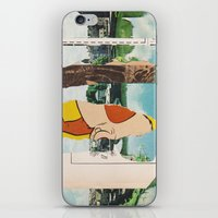 the triumph of wit over suffering iPhone & iPod Skin