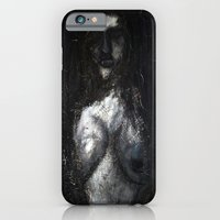 HOT VAMPIRE WITH IMPLANT… iPhone 6 Slim Case