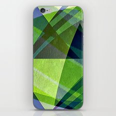 Pyramids iPhone & iPod Skin