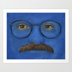 Arrested Development Tobias  Art Print