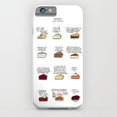 Waitress Pies Slim Case iPhone 6s
