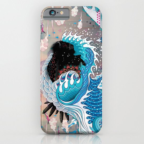 The Unstoppabull Force iPhone & iPod Case