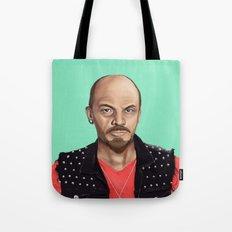Hipstory -  Lenin Tote Bag