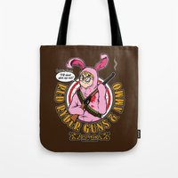 Red Ryder Guns & Ammo Tote Bag