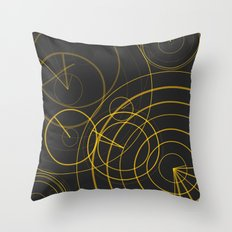 the inner works 3 Throw Pillow