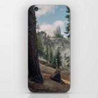 Half Dome iPhone & iPod Skin