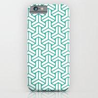 bishamon in emerald iPhone 6 Slim Case