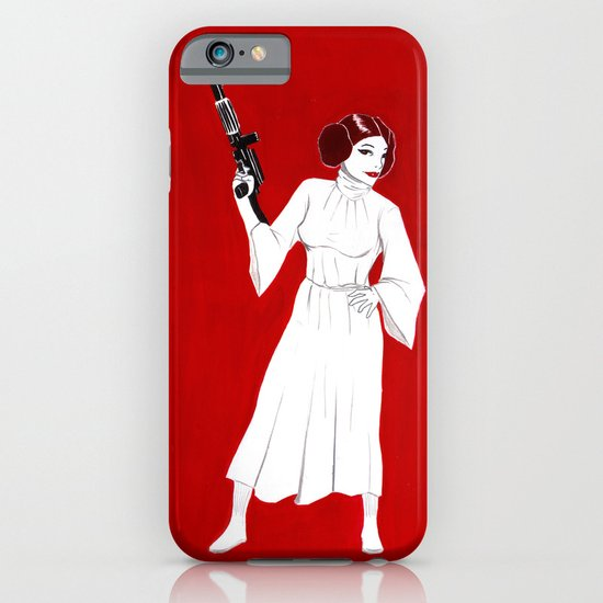 Rebel Girl iPhone & iPod Case