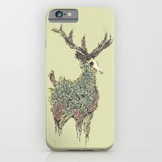Beautiful Deer Old iPhone 6 Slim Case