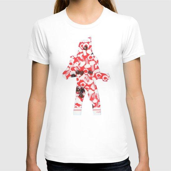 Cut StarWars - Version Rote Mutter T-shirt